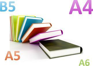 Різноманітність форматів книг