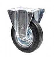 Колесо поворотное с крепежной панелью 3107-С-200-Р