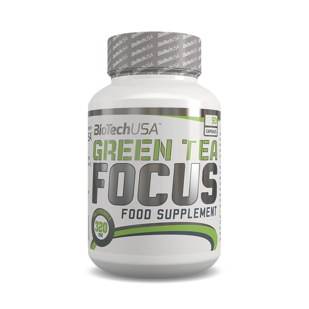 Green Tea Focus BioTech 90 caps