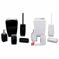Набор аксессуаров для ванной комнаты 5 пр BESSER 8009