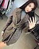 """Женское весеннее пальто из букле """"Kaприз"""", 2 цвета. Т-2-0117, фото 2"""