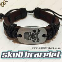 "Браслет на руку - ""Skull Bracelet"""