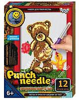 "Набор д/творч. Danko toys ""Punch needle"" Ковровая вышивка"