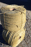Веревка сизалевая 6 мм - 1000 м .