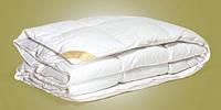 Одеяло пуховое в жаккарде односпальное PLATIN 155*215