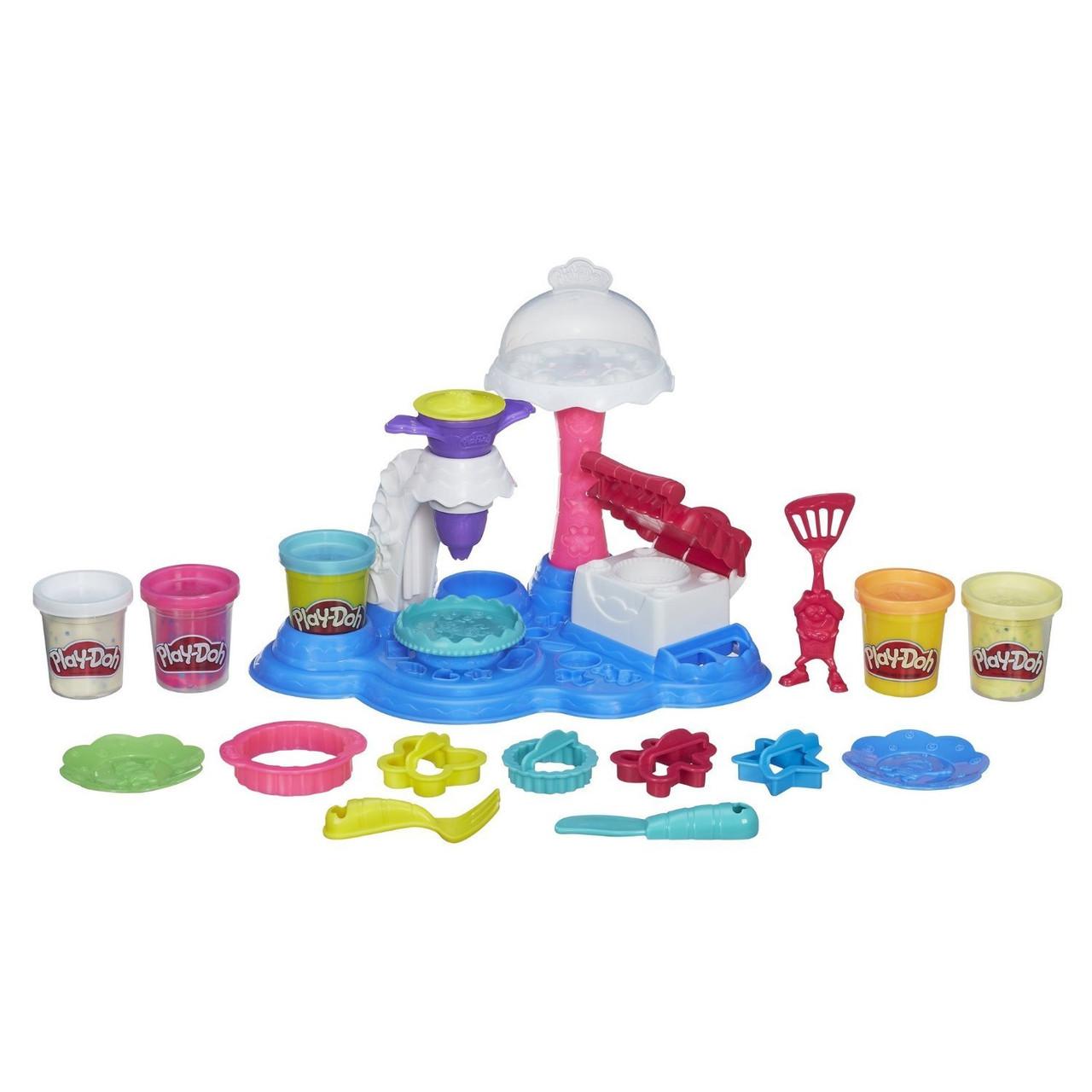 Набор Плэй до Сладкая Вечеринка   B3399 (Play-Doh Cake Party)