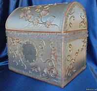 """""""Восточные ночи"""", коробка для приданого, свадебных подарков"""
