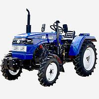 Трактор DW 240AT (24л.с., 3 цилиндровый, компрессор, эл. панель)