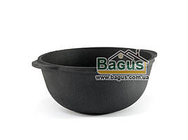 Кастрюля чугунная 700мл 14х7см без крышки, чугунная посуда Эколит (1407КЧ) (Украина)