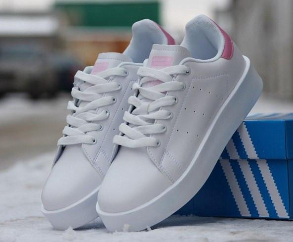 0064db91e3be Женские кроссовки Adidas Stan Smith, цена 1 023 грн., купить в Киеве ...