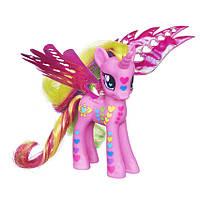 My Little Pony Princess Cadance sparkle с радужными крыльями