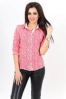 НОВИНКА!!! Современная женская рубашка (ХБ)