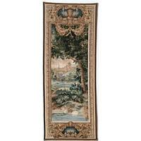 Гобеленовая картина Art de Lys Каскад правая дверь 187х75см