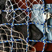 Сетки из верёвки