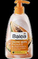 Крем-мыло Balea «Папайя - Пахта»(дозатор), 500 мл