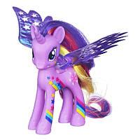 My Little Pony Princess Twilight sparkle с радужными крыльями