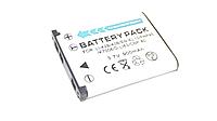 Батарея для Casio Exilim Zoom EX-Z16 1200mah