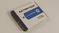 Батарея для Sony DSC-G3 Sony DSC-T2 1200mah