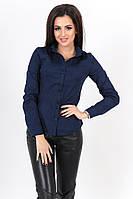 НОВИНКА!!! Классическая женская рубашка натуральный хлопок