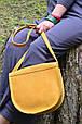 Женская сумка из натуральной кожи Babak 874079 рыжий, фото 2