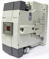 Пускатель контактор магнитный на 125 ампер 60 кВт цена купить, фото 1
