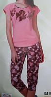 """Женская пижама """"Nicoletta"""" №82343 (капри)"""