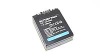 Батарея для CGA-S006E CGA-S006E/1B CGR-S006 1200mah