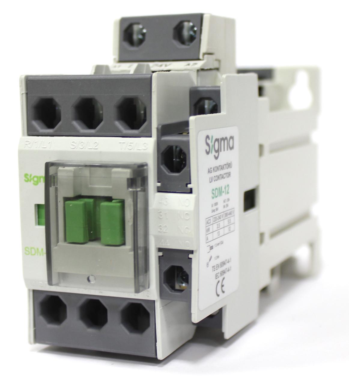 контактор 24 вольта постоянного тока