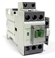 Пускатель контактор магнитный постоянный ток на 9 ампер 4 кВт, кат управл постоянного тока на 24/48, фото 1