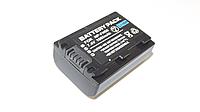 Батарея для Sony HDR-CX100 Sony HDR-CX105E 1080mah