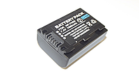 Батарея для Sony HDR-CX6 Sony HDR-CX7 1080mah