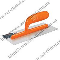 Кельма штукатурная Truper Plastic финишная 280х130мм