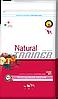 Trainer Natural Puppy & Junior Medium корм для щенков средних пород, 3 кг