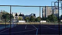 Спортивные площадки с искусственным покрытием