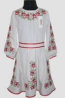 Вишите плаття для дівчинки: Христина