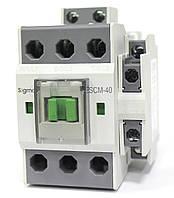 Контактор магнитный пускатель на 40 ампер 18,5 кВт цена купить