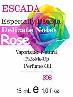 Парфюмерное масло на разлив парфюмерный композит версия Especially Escada Delicate Notes Escada для женщин