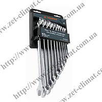 Набор ключей Truper рожково накидных удлиненных полированых 11 предмет
