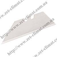 Лезвие сменное для ножа трапеция Truper комфорт (10шт)