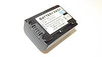 Батарея для Sony HDR-CX120 Sony HDR-CX150 1050mah