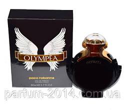 Женская парфюмированная вода Paco Rabanne Olympea Black (реплика)