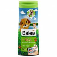 Детский шампунь - гель для душа Balea for Kids Hunde (Собаки), 300мл
