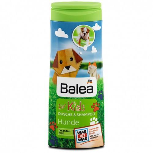 """Детский шампунь/гель для душа Balea for Kids Hunde (Собаки), 300мл - Интернет-магазин бытовой химии """"OEC"""" в Каменском"""