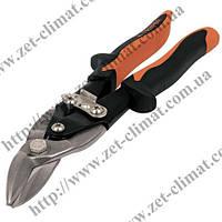 Ножницы по металлу Truper правый рез (1045-1050 сталь)