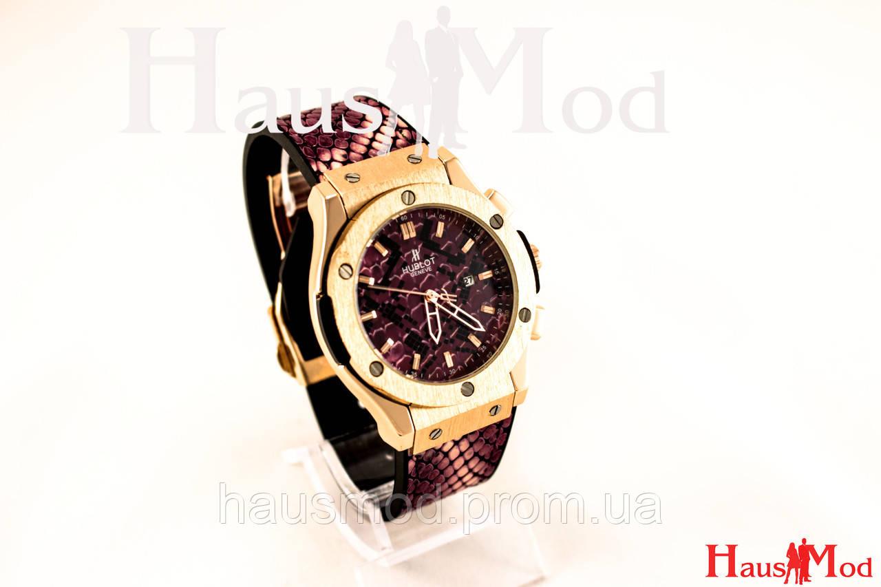 Купить часы наручные женские hublot
