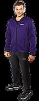Спортивный костюм F50 мужской фиолетовый арт. 10235J