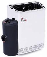 Электрокаменка Sawo Mini MN-23NB (c пультом управления), фото 1