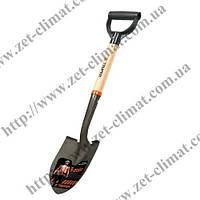 Лопата для авто Mini Truper с дер. с ручкой 690мм TR-BY