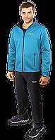 Спортивный костюм голубой мужской (р. 46-54) арт. 10235Q