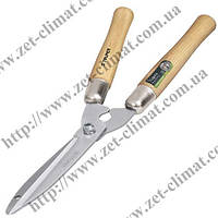 Ножницы для живой изгороди Truper для двух рук (43 см. с дер. ручкой)